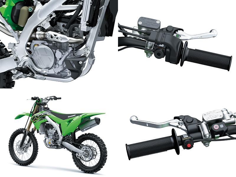 KX450・KX250・KX100・KX85・KX85-II・KX65・KLX110R L 記事6
