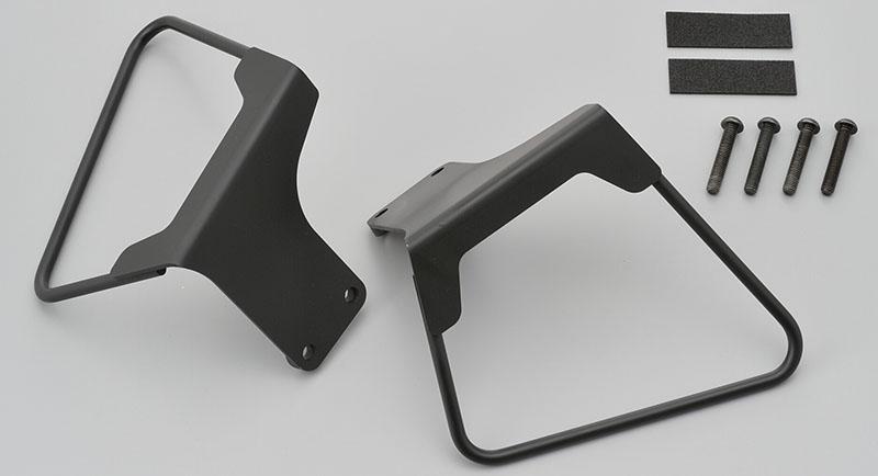 デイトナ「ジクサー250/SF250/150用サイドバッグサポート」記事01