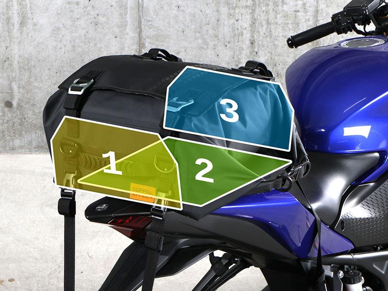 ドッペルギャンガー 防水シートバッグ「ターポリンシートバッグ デイズ」記事05