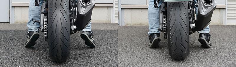 ナイトロン Kawasaki Z H2用ローダウンリアショックアブソーバー「R1 Series ローダウン仕様」記事02