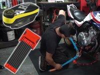 「最恐のバイク屋」にも壊せない?! ABUS 製セキュリティロックの強度実験動画が YouTube で公開中 メイン