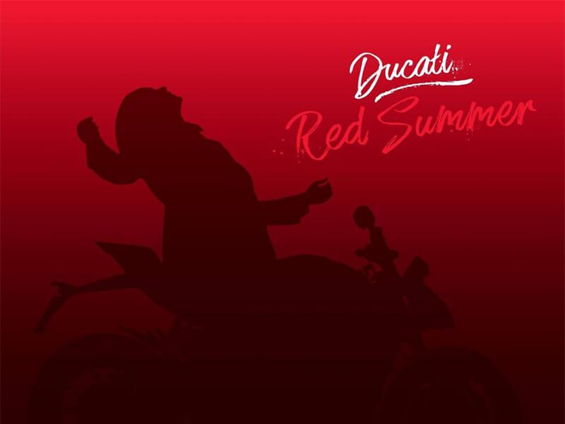 ドゥカティレッドに染まる夏! バイカーズパラダイス南箱根で「Ducati Red Summer」が8/31まで開催 メイン