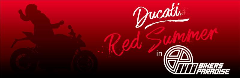 ドゥカティレッドに染まる夏! バイカーズパラダイス南箱根で「Ducati Red Summer」が8/31まで開催 記事1