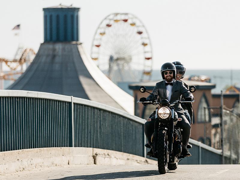 【トライアンフ】チャリティイベント「2020 Distinguished Gentleman's Ride」のオフィシャルスポンサーを務める旨発表 メイン