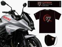 【スズキ】「KATANA ミーティング 2020」イベントオリジナルグッズがウェブで買える! メイン
