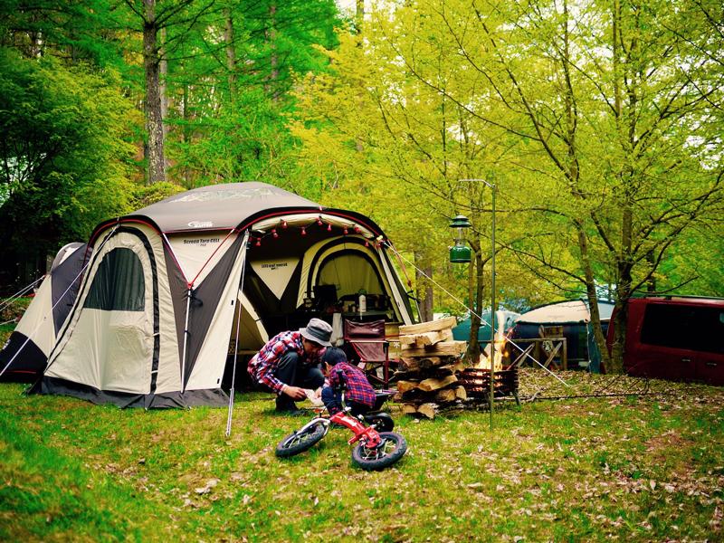 南信州のキャンプ場が平日使い放題! 会員制サブスクリプションサービス「CAMP LIFER」の受付がスタート 記事2