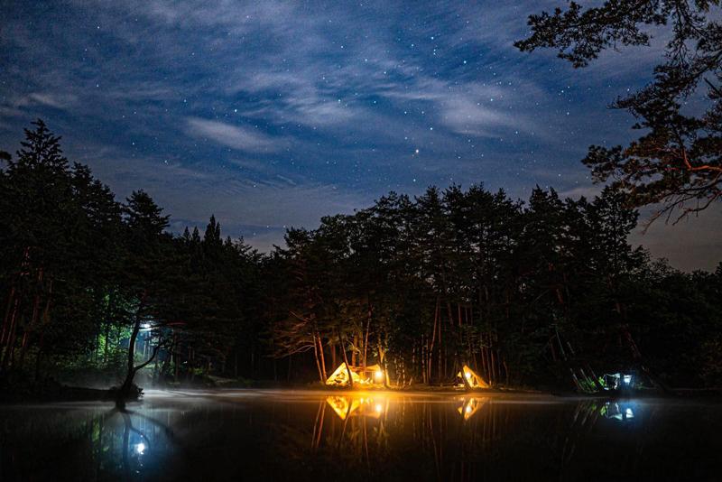 南信州のキャンプ場が平日使い放題! 会員制サブスクリプションサービス「CAMP LIFER」の受付がスタート 記事3