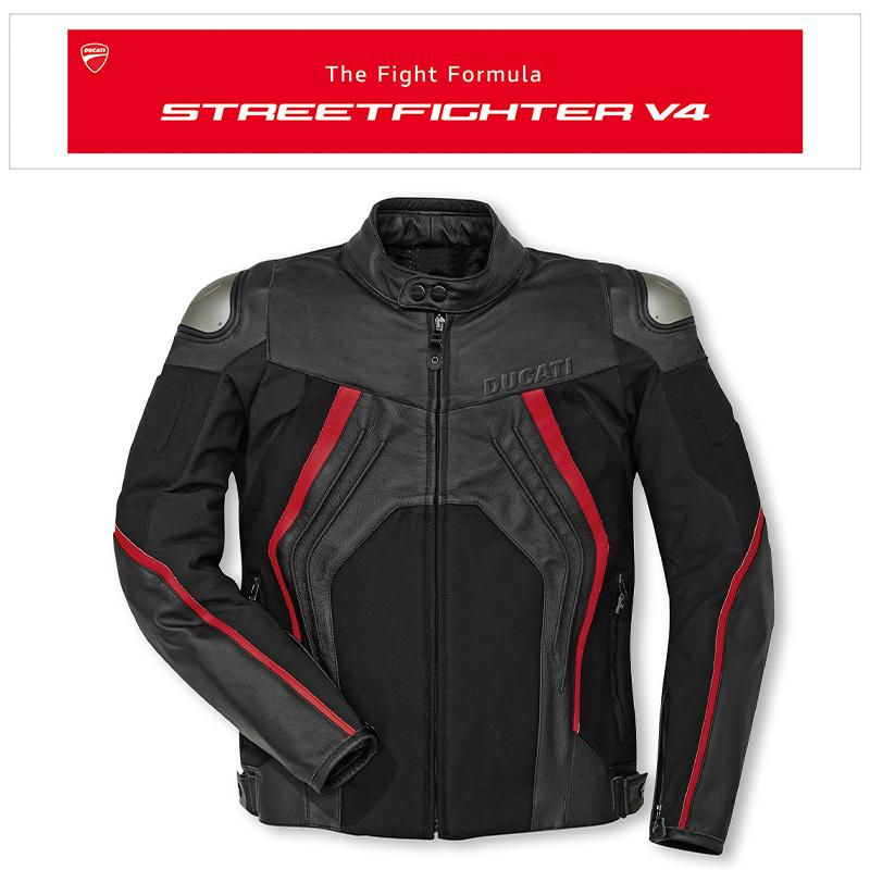 【ドゥカティ】抽選でオリジナルジャケットが当たる!「Streetfighter V4Test Ride Fair」を9/1より開催 記事3