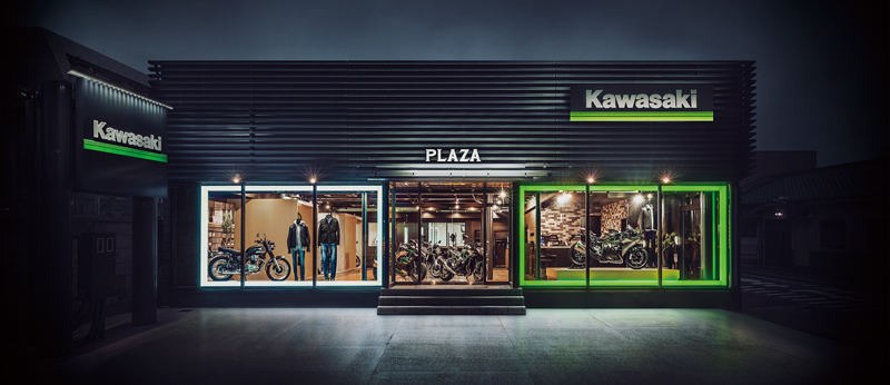 「カワサキ プラザ岡崎」および「カワサキ プラザ福山」の2店舗が9月・10月にオープン 記事1