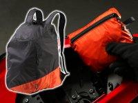 バイクで使いやすいエコバッグ「ULヘルメットインエコリュック」「UL防水エコリュック」がドッペルギャンガーから発売 メイン