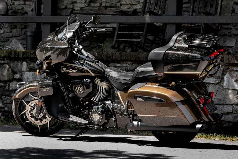 Roadmaster Dark Horse JACK DANIEL'S Limited Edition 記事2