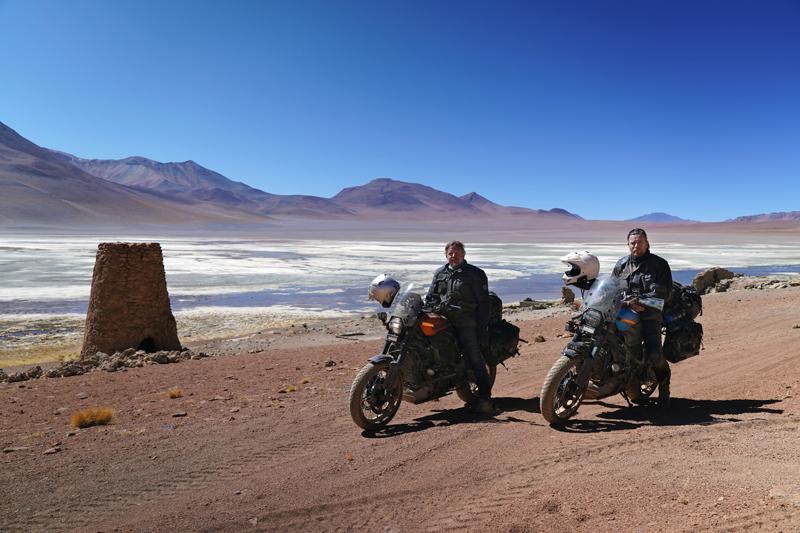【ハーレー】ユアン・マクレガーとチャーリー・ブアマンが電動モーターサイクル「LiveWire(R)」で1万3,000マイルを走る! 記事2