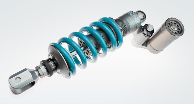 KTM 390 ADVENTURE の走りをグレードアップしてくれるリアショックアブソーバー3モデルがナイトロンから発売 記事4