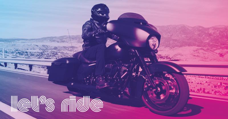 【ハーレー】秋の新プロジェクト「LET'S RIDE」を開始! 9/19~22は店頭イベント「LET'S RIDE EVENT」を開催 記事1