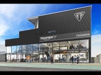 【トライアンフ】国内最南端の正規販売店がリニューアル!「トライアンフ沖縄」が9/26にグランドオープン サムネイル