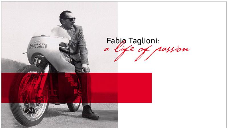 【ドゥカティ】デスモドロミック生みの親「ファビオ・タリオーニ」生誕より100周年を迎える メイン