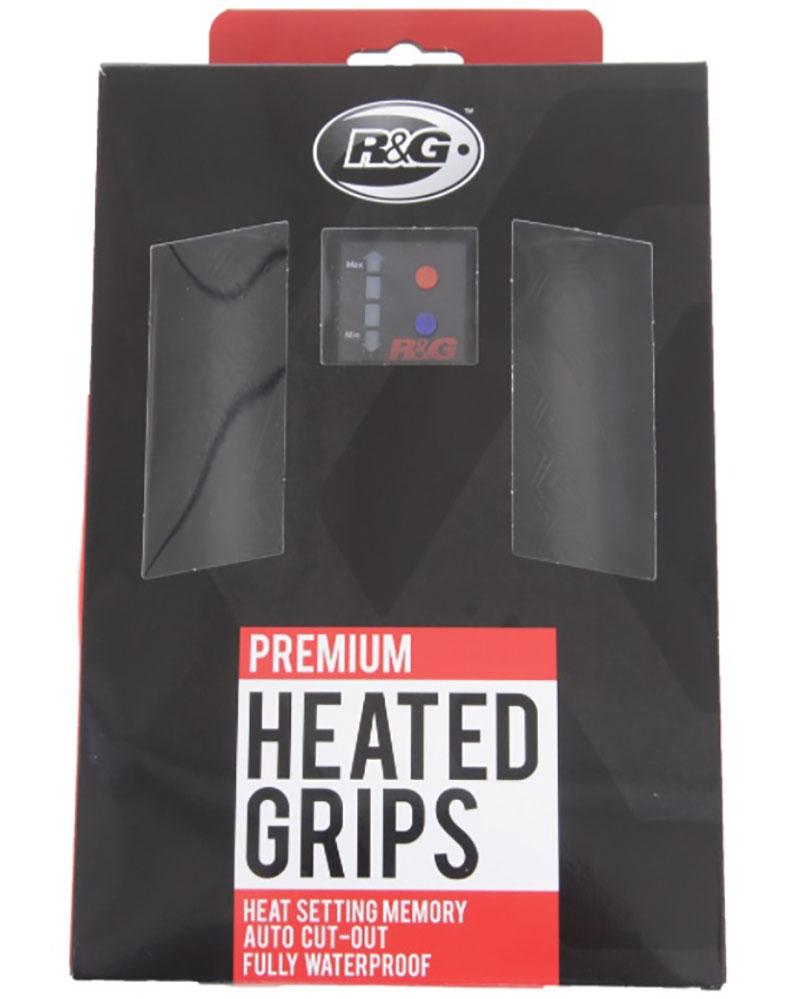 ネクサス R&G RACING「Premium Motorcycle Heated Grips(左右セット)」記事03