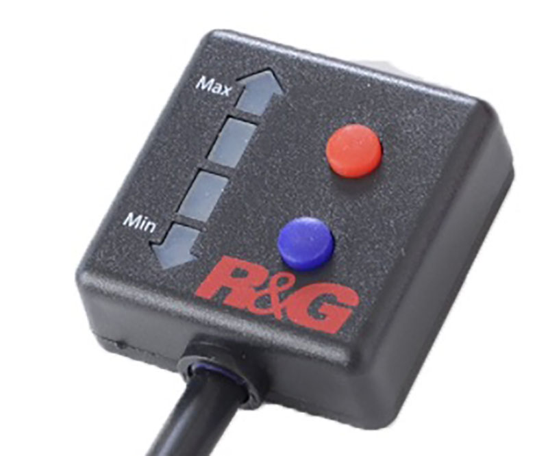 ネクサス R&G RACING「Premium Motorcycle Heated Grips(左右セット)」記事04