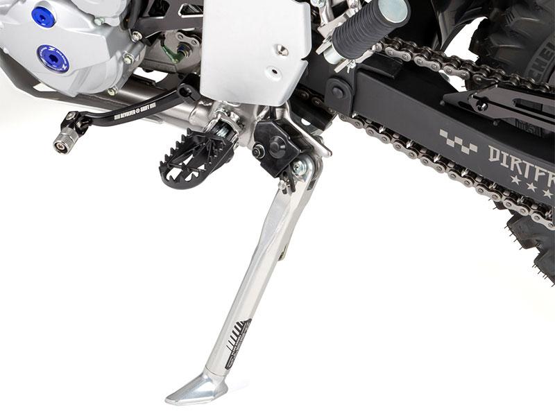 ダートフリークから KLX230シリーズ用のサスペンションスプリングとキックスタンドが発売 記事2