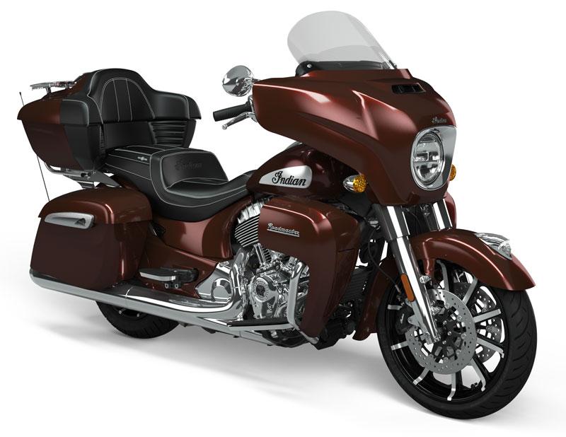 【インディアン】2021年モデルに「VINTAGE DARK HORSE」「ROADMASTER LIMITED」の2台が登場!記事3