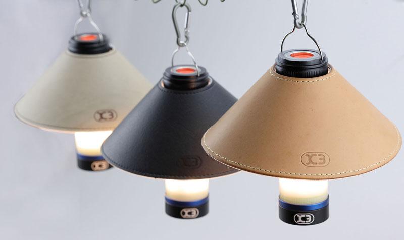 キジマの新ブランド「K3」より「LED マルチツーリングライト」と「K3 ランプシェード」が発売 記事5