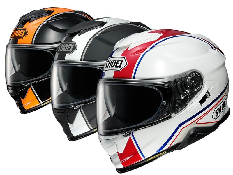 ショウエイのプレミアムツーリングヘルメット「GT-Air II PANORAMA」が12月発売予定 メイン