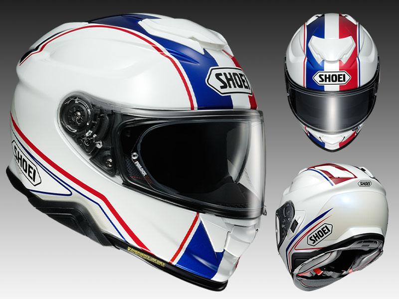 ショウエイのプレミアムツーリングヘルメット「GT-Air II PANORAMA」が12月発売予定 記事1