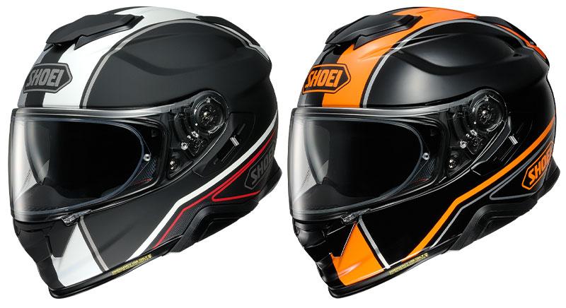 ショウエイのプレミアムツーリングヘルメット「GT-Air II PANORAMA」が12月発売予定 記事2