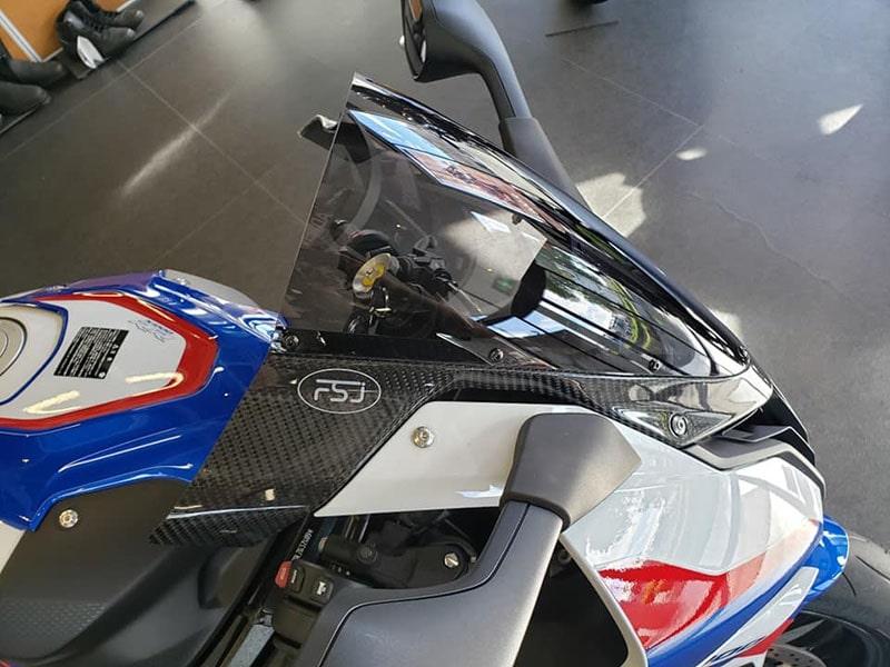 フィールドスポーツジャパン BMW S1000RR(19〜)用「Jファイタースクリーン」記事01