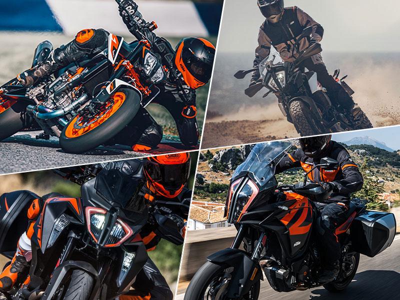 【KTM】新型モデルを体感するチャンス! バイカーズパラダイス南箱根で10/17・18に試乗会を開催 メイン