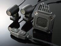 デイトナのバイク専用ドライブレコーダー「MiVue(R)M760D」が11月上旬発売 サムネイル