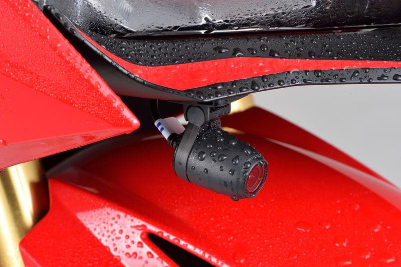 デイトナのバイク専用ドライブレコーダー「MiVue(R)M760D」が11月上旬発売 記事4