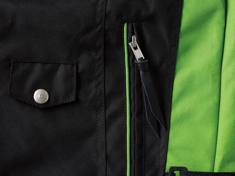 【カワサキ】BATES(ベイツ)との新作コラボレーションアイテム「カワサキ KB2W ライダースジャケット」を発売 記事7