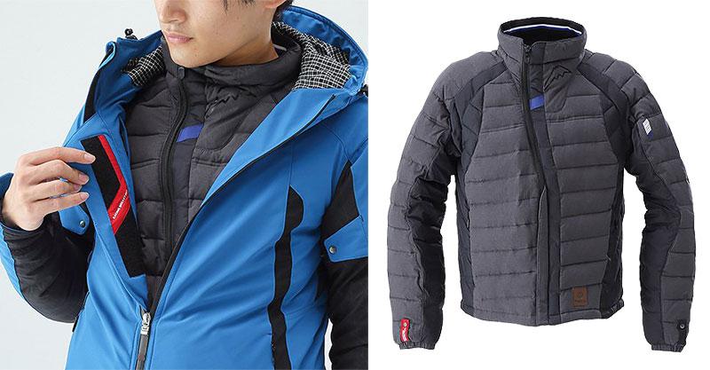 着心地バツグン! ワイズギアからパーカータイプのライディングジャケット「YAF64-K ガルジャケット」が数量限定で発売 記事3