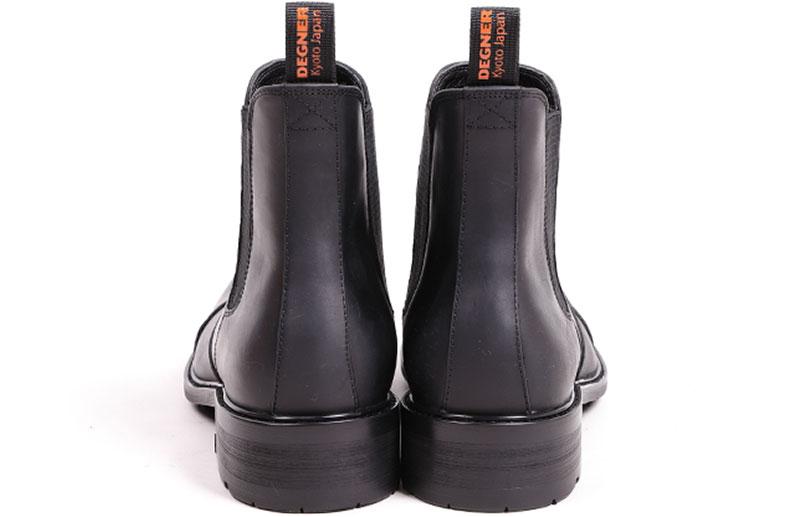 デグナーから新作レザーブーツ「Men's Side Gore Leather Boots」が発売 記事4