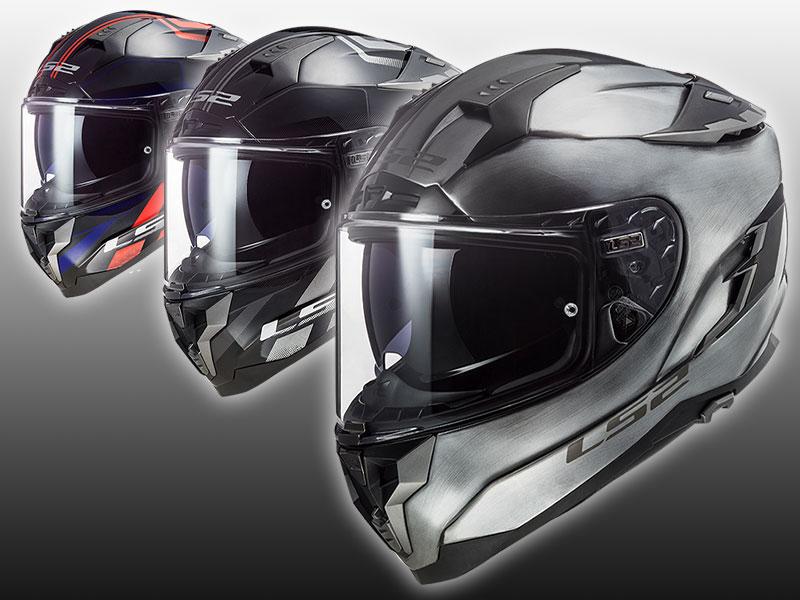 LS2 HELMETS の高性能フェイスヘルメット「CHALLENGER F」が10/16に発売 メイン