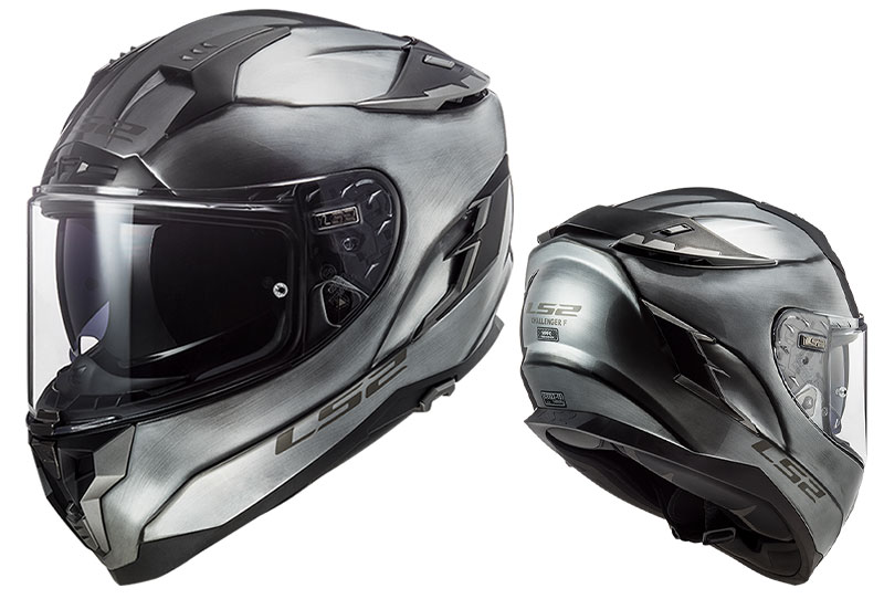 LS2 HELMETS の高性能フェイスヘルメット「CHALLENGER F」が10/16に発売 記事1