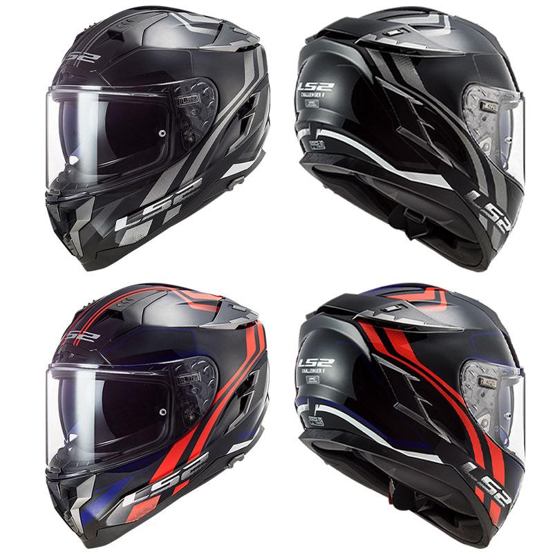 LS2 HELMETS の高性能フェイスヘルメット「CHALLENGER F」が10/16に発売 記事2