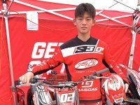 GASGAS with MITANI 所属の廣畑伸哉選手が全日本トライアル選手権第1戦で初優勝 メイン