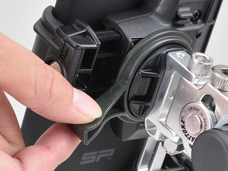 デイトナの「バイク用スマートフォンホルダー3」が11月上旬発売 記事2