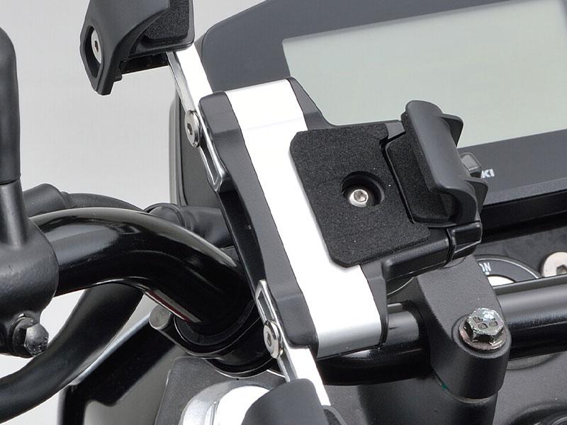 デイトナの「バイク用スマートフォンホルダー3」が11月上旬発売 記事4