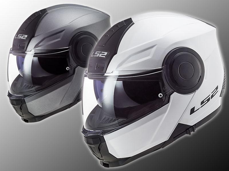 インナーバイザー付きシステムヘルメットがこのプライス! LS2 HELMETS の「SCOPE」が10/16発売 メイン
