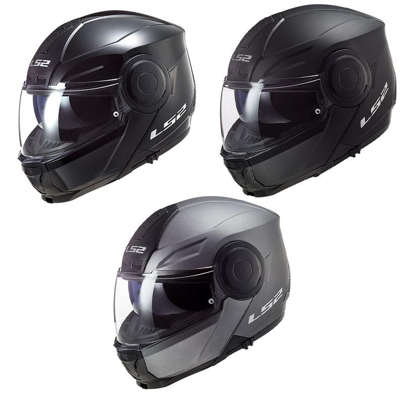 インナーバイザー付きシステムヘルメットがこのプライス! LS2 HELMETS の「SCOPE」が10/16発売 記事2