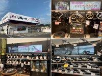 ナップスが提案するバイク用品小売店舗の新たな業務形態「ナップス DX」 メイン