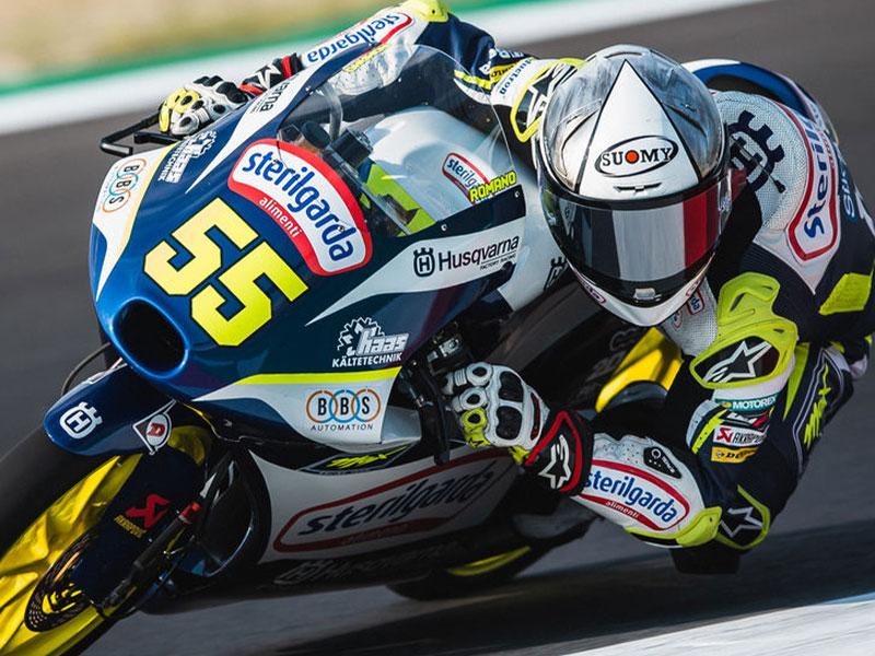 Moto3 クラス初優勝を記念し SNS でのプレゼントキャンペーンを10/13~23まで開催 メイン