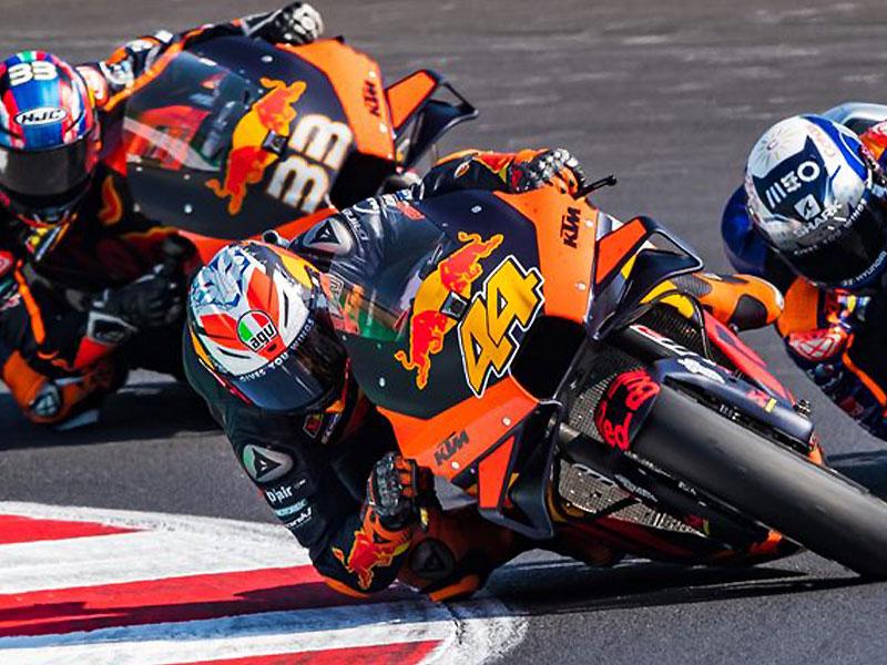【KTM】「KTM MotoGP(TM)チーム応援 SNS プレゼントキャンペーン」を10/13~23まで実施!