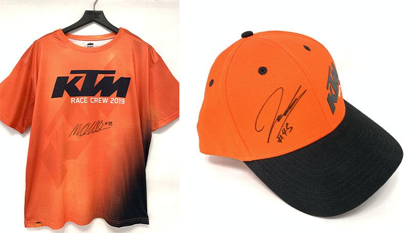 「KTM MotoGP(TM)チーム応援 SNS プレゼントキャンペーン」を10/13~23まで実施 記事5