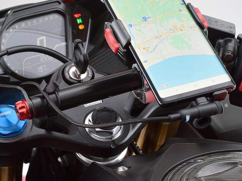 USB Type-C 用電源をカンタンに取れる! デイトナの「バイク専用電源 Type-C」が10月中旬リリース メイン