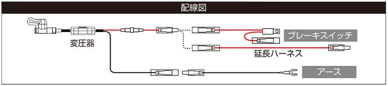 USB Type-C 用電源をカンタンに取れる! デイトナの「バイク専用電源 Type-C」が10月中旬リリース 記事2