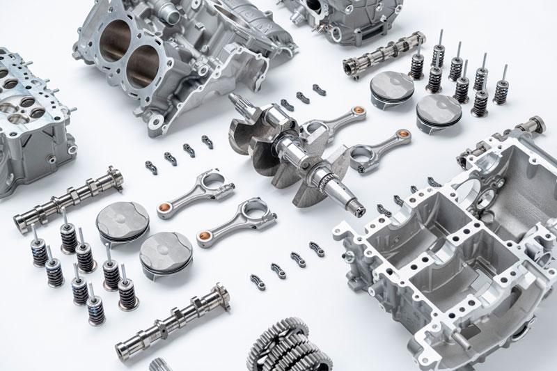 ドゥカティ 新型エンジン「V4グランツーリスモ」を公開 記事3